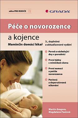 Péče o novorozence a kojence obálka knihy
