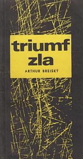 Triumf zla obálka knihy