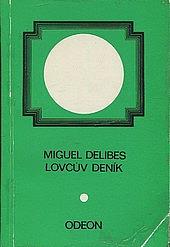 Lovcův deník obálka knihy