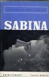 Sabina obálka knihy