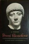 O staré řecké společnosti 2. (díl) -  První filosofové
