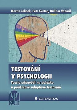 Testování v psychologii obálka knihy