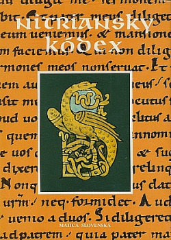 Nitriansky kódex obálka knihy