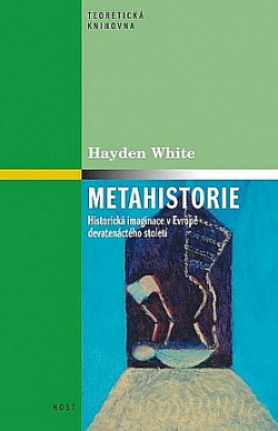 Metahistorie obálka knihy