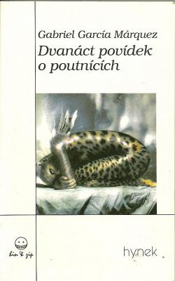 Dvanáct povídek o poutnících obálka knihy