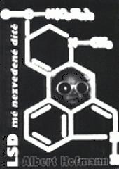 LSD - mé nezvedené dítě obálka knihy