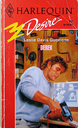 Derek obálka knihy