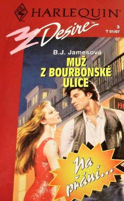 Muž z Bourbonské ulice obálka knihy