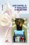 Jan Pavel II. v dialogu s mladými obálka knihy