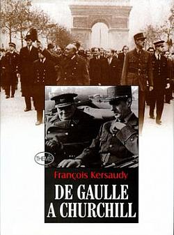 De Gaulle a Churchill: srdečná neshoda obálka knihy