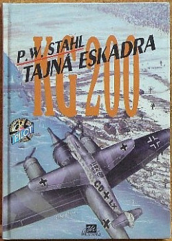 Tajná eskadra KG 200 obálka knihy