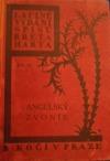 Angelský zvoník obálka knihy