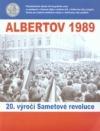 Albertov 1989 obálka knihy