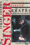 Bratři Aškenaziové obálka knihy