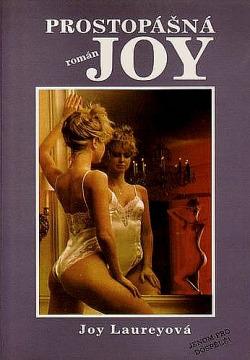 Prostopášná Joy obálka knihy