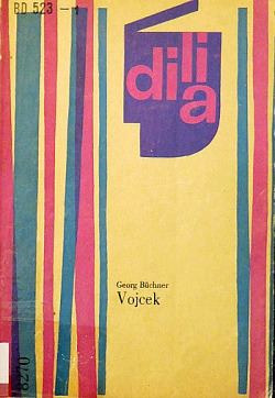 Vojcek obálka knihy