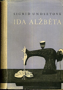 Ida Alžběta obálka knihy