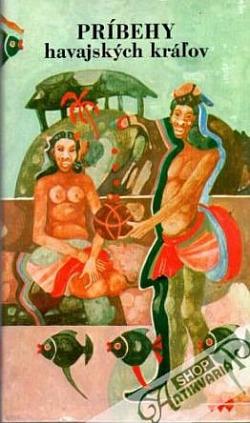 Príbehy havajských kráľov obálka knihy