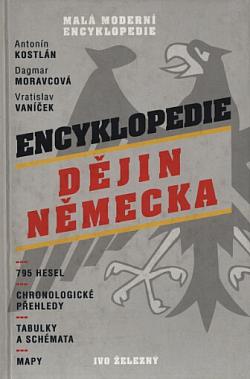 Encyklopedie dějin Německa obálka knihy
