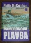 Cameronova plavba obálka knihy