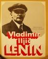 Vladimír Iljič Lenin - album fotografií obálka knihy