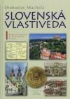 Slovenská vlastiveda I. obálka knihy