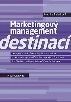 Marketingový management destinací obálka knihy