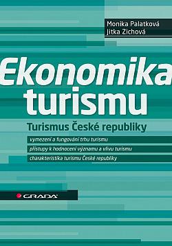 Ekonomika turismu obálka knihy
