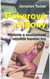 Pokerové miliony obálka knihy