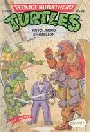 Teenage Mutant Hero Turtles #12