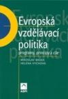 Evropská vzdělávací politika