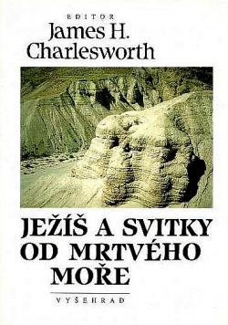 Ježíš a svitky od Mrtvého moře obálka knihy