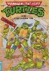 Teenage Mutant Hero Turtles #22