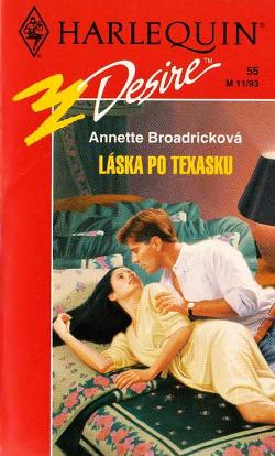 Láska po texasku obálka knihy