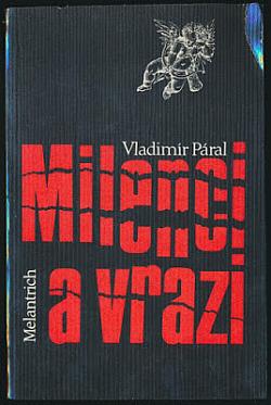 Milenci a vrazi obálka knihy