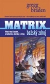 Matrix: Božský zdroj obálka knihy