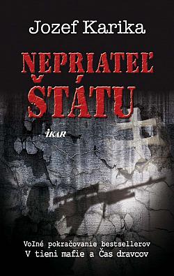 Nepriateľ štátu obálka knihy