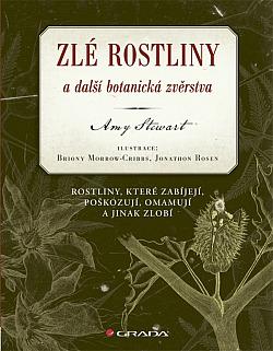 Zlé rostliny a další botanická zvěrstva obálka knihy