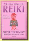 Velká kniha Reiki obálka knihy