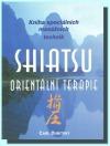 Shiatsu - orientální terapie obálka knihy