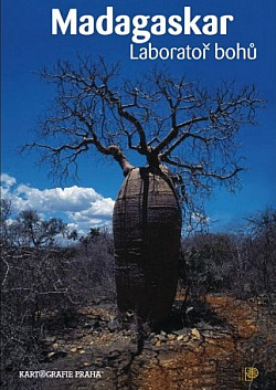 Madagaskar - laboratoř bohů obálka knihy