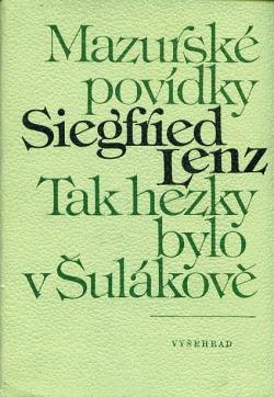 Tak hezky bylo v Šulákově: Mazurské povídky obálka knihy