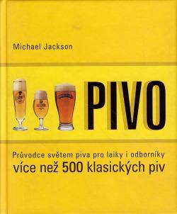 Pivo obálka knihy