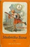 Studentka Dana obálka knihy