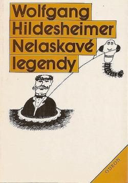 Nelaskavé legendy obálka knihy