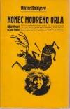 Konec Modrého orla obálka knihy