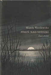 Píseň nad vodami II. obálka knihy