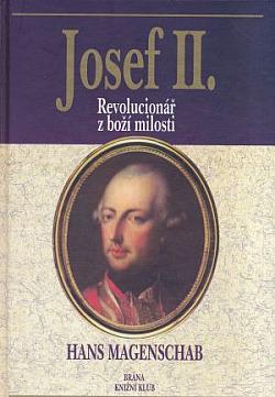 Josef II. obálka knihy