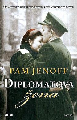 Diplomatova žena obálka knihy