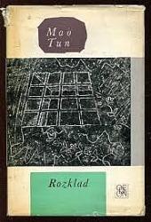 Rozklad obálka knihy